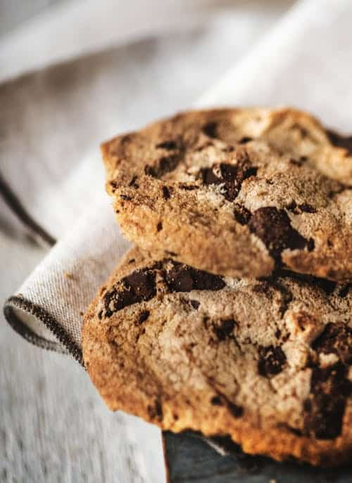 Healthy Recipes: Bake Delicious Chocolate Chip Cookies