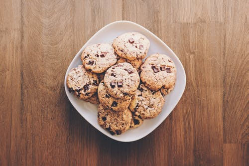 Healthy Cookie Recipe With Pumpkin Chocolate Chips