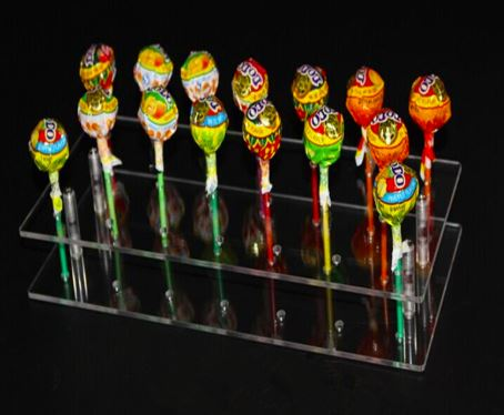 Different Ways To Display Your Candy Desserts
